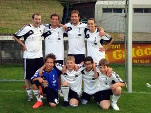Equipe foot 2013